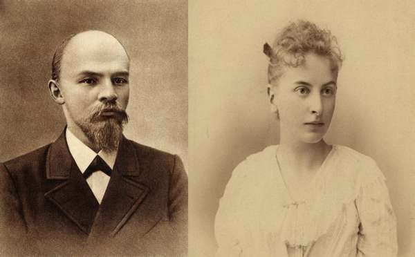 Отношения Ленина и Инессы Арманд. История любви???