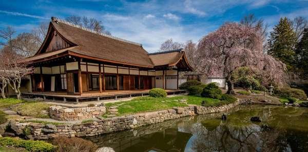 Японский дом как он устроен внутри и снаружи?