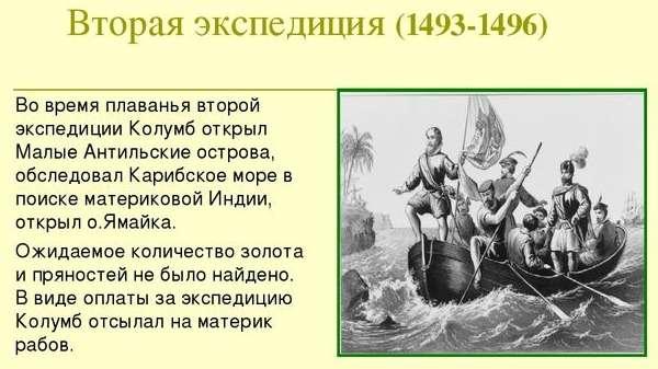 Презентация по географии на тему От Лейва Счастливого до Христофора ...