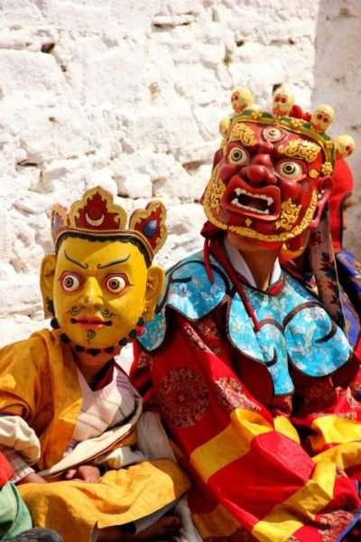 Бон и буддизм