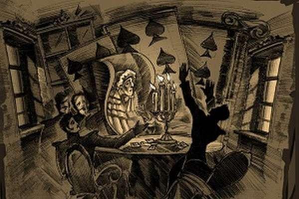 «Пиковая дама» краткое содержание повести А.С. Пушкина