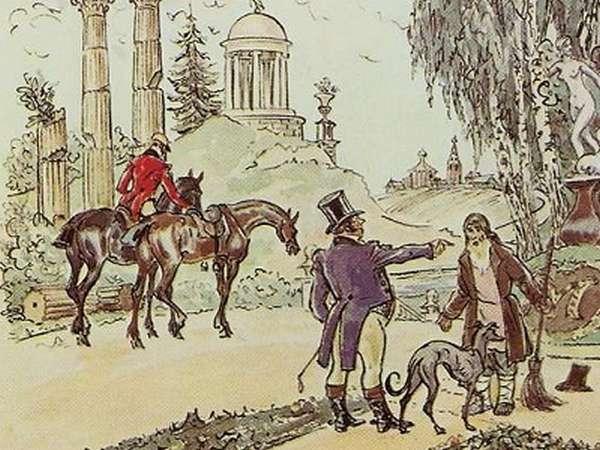 барышня крестьянка пушкин краткое содержание