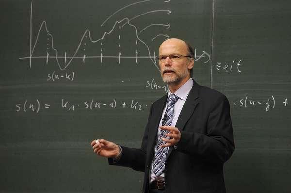 Преподаватель экономической безопасности в вузе