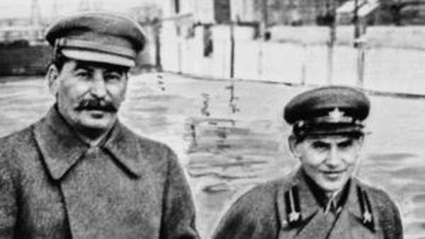 Нарком Ежов (биография)