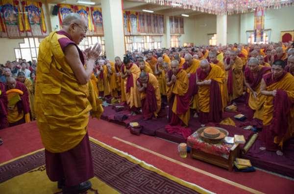 собрание в буддизме