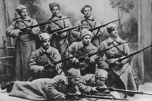 Гражданская война в России 1917-1922 предпосылки, участники, последствия