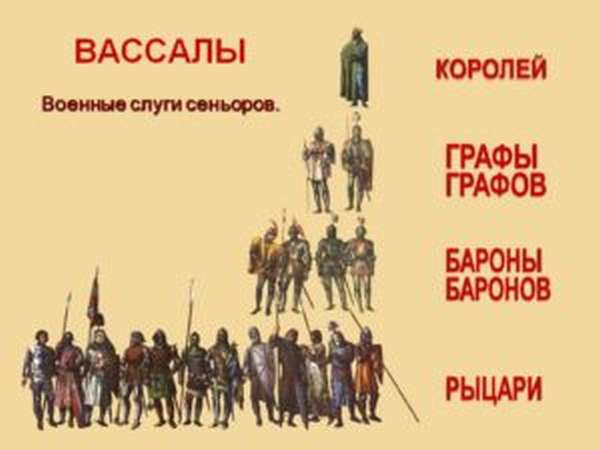 вассал википедия