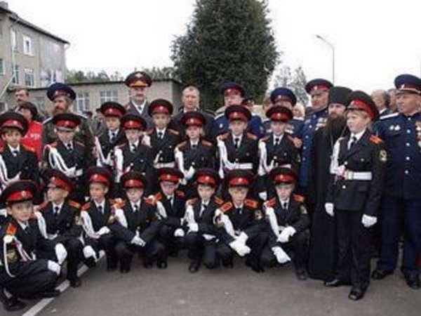 кадетская морская школа