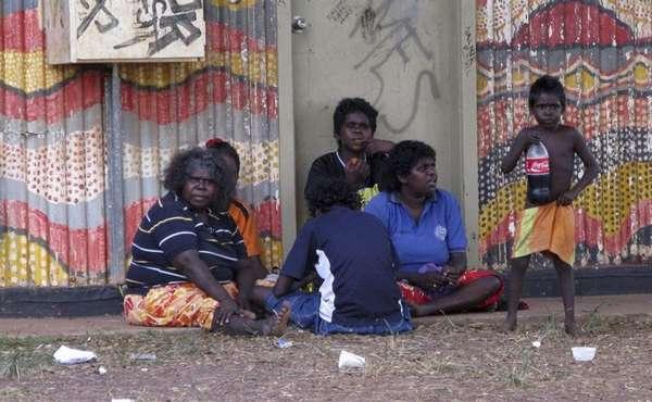 жизнь аборигенов