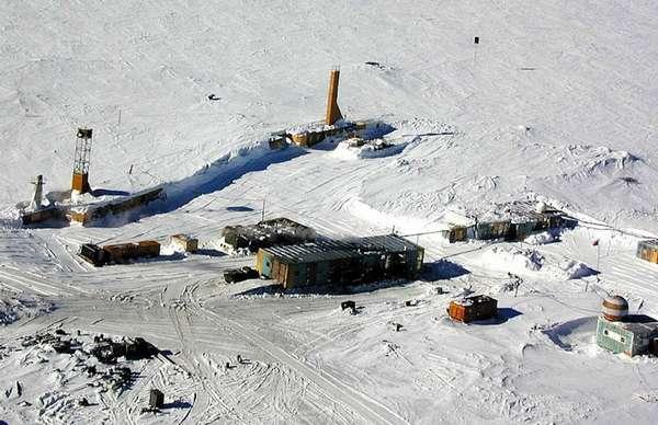 Станция Восток — антарктическая научная станция