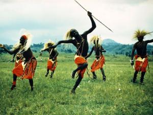 Этносы могут быть любой численности и на различных стадиях развития