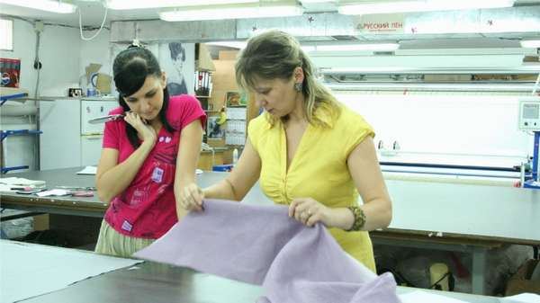 Технолог в швейной промышленности
