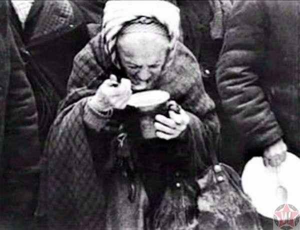 Голод в Ленинграде