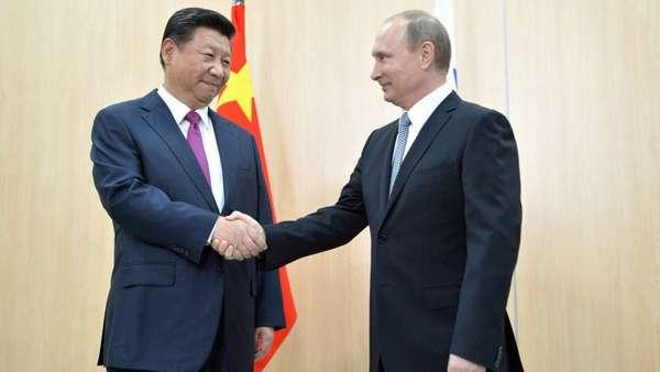 Международные отношения России и Китая   ИА КРАСНАЯ ВЕСНА