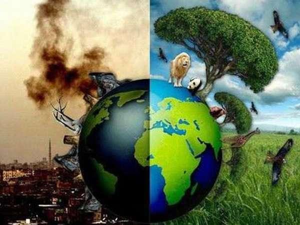 наука и проблемы экологии