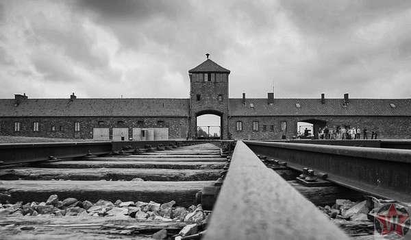 Ворота смерти Аушвиц-Биркенау
