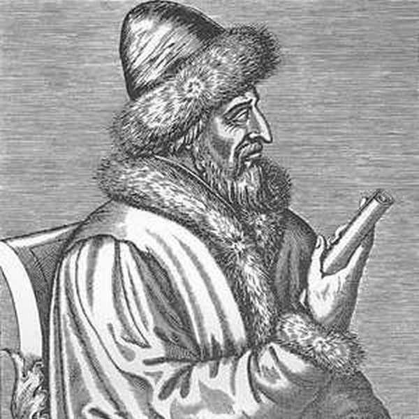 Василий III отец Ивана Грозного