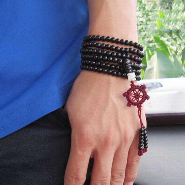 Тибетское украшение на руку