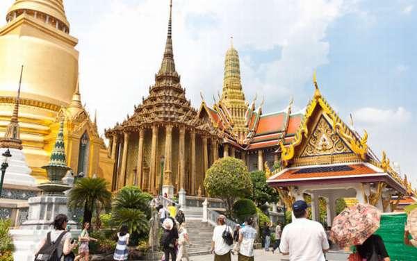 Большой Королевский дворец в Тайланде