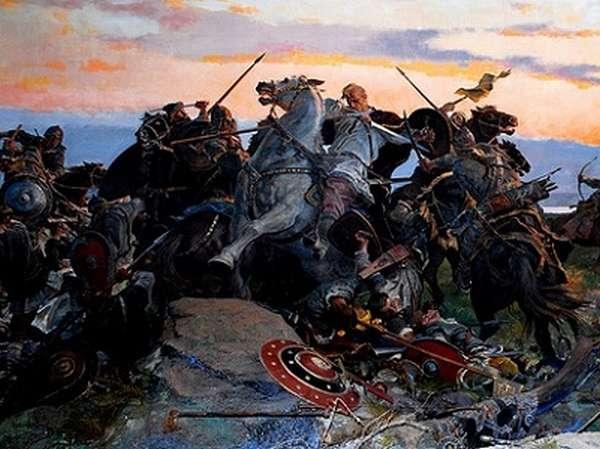 бой за Киев