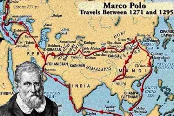 эпоха географических открытий