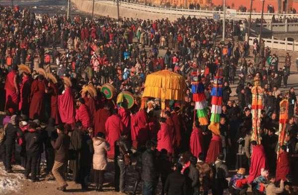 праздник буддийский