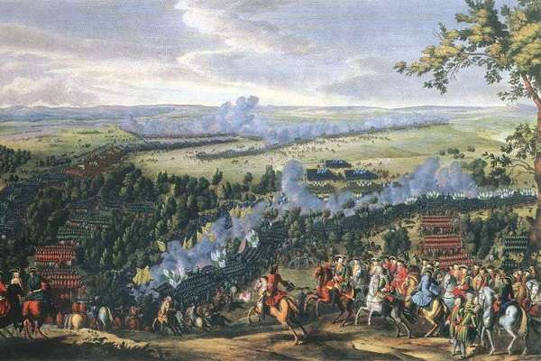 Полтавская битва кратко самое главное
