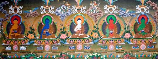 Скандхи в буддизме пять составляющих личности
