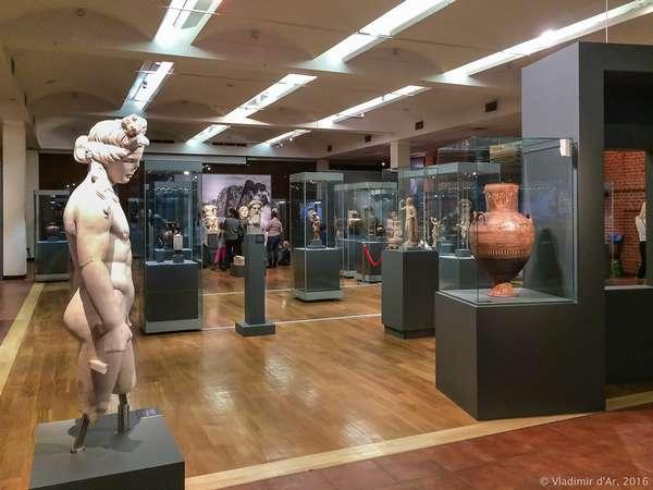 Древнегреческие боги их значение в мифологии
