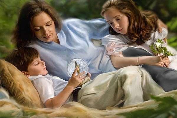 Сочинение про маму как правильно составить план сочинения и образцы текстов для разных классов