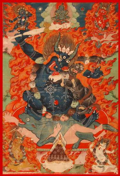 Божество Яма