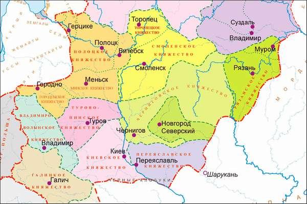 Черниговское княжество