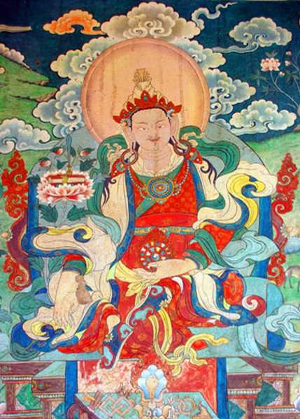 правитель Тибета 9 в.