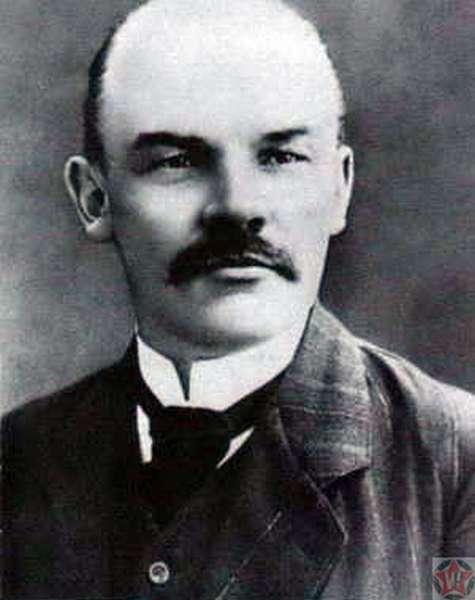 Владимир Ленин - дореволюционное фото
