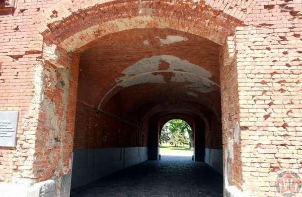 Ворота, Брестской крепости