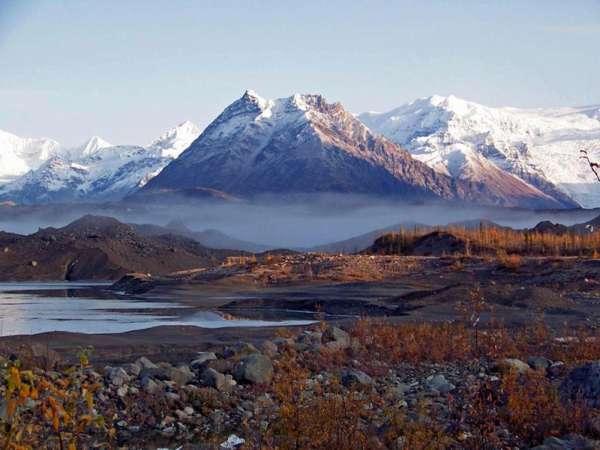 Аляска: Национальный парк Врангель - Сент Элиас | ZayaTravel