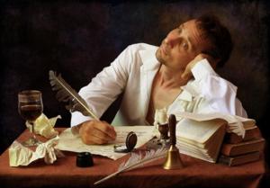 Индивидуально-авторские эпитеты создают писатели и поэты, при создании своих произведений