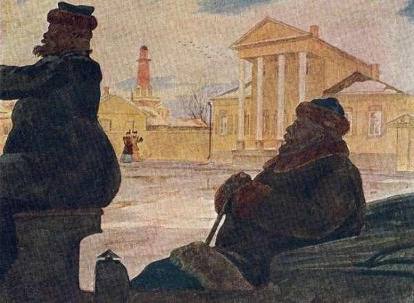 «Ионыч» анализ рассказа А. П. Чехова