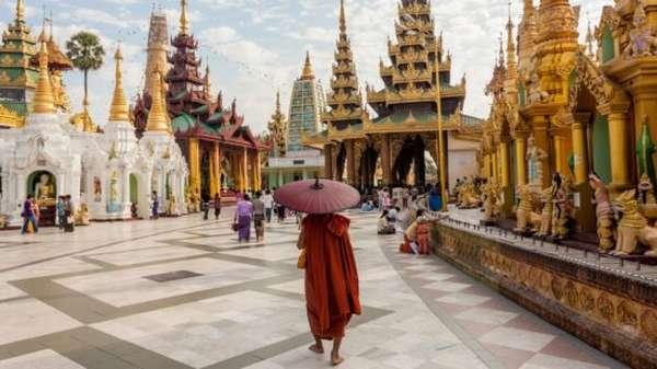 Пагоды буддийские
