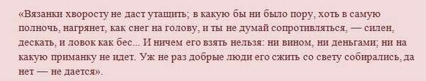 Тургенев. Бирюк (главные герои)
