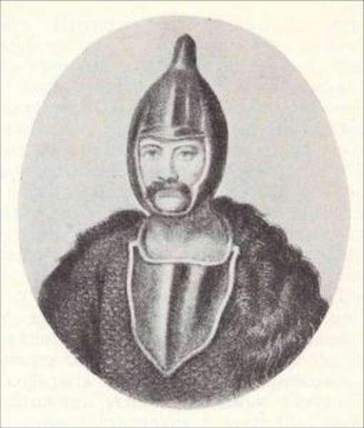 Смерть князя Игоря