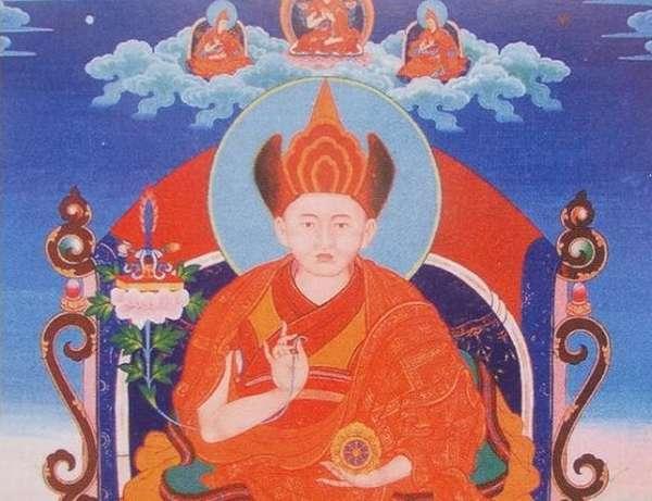 1-й Хамбо лама