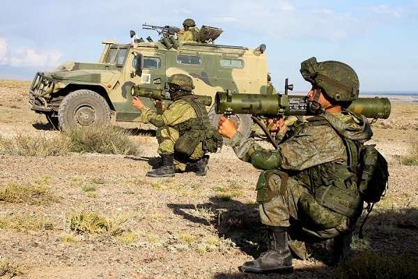 Сухопутные войска Российской Федерации виды, структура, численность, оружие
