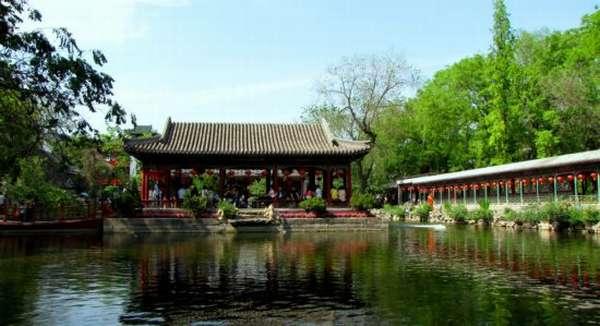 комплекс в Пекине