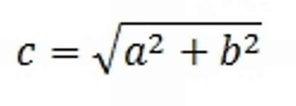 Модуль вектора