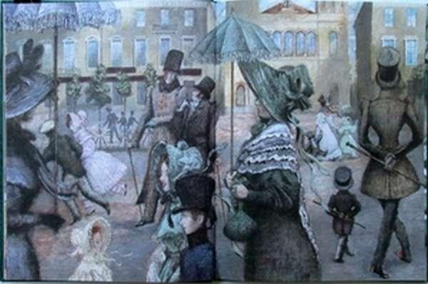 Иллюстрация Невский проспект