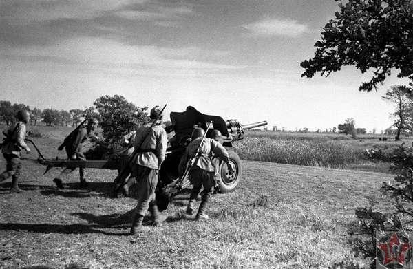 Донбасская наступательная операция