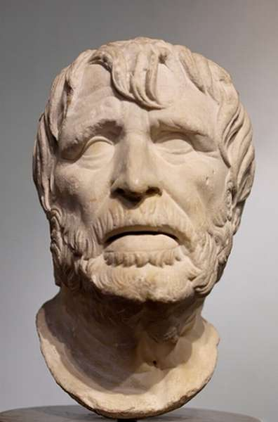 Греческий бог войны