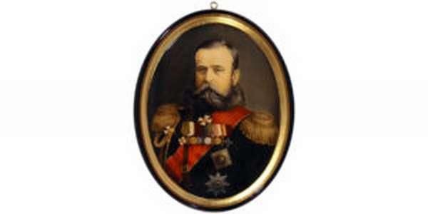 Белый генерал М.Д. Скобелев (биография)