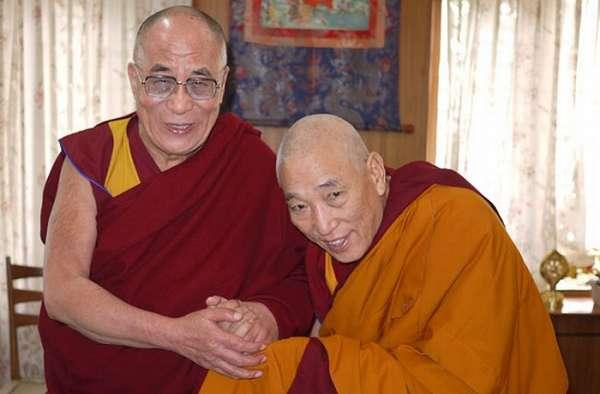 и Далай лама